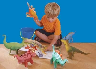 Harry and the Bucketful of Pop-up Dinosaurs