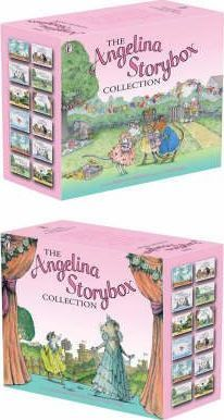 Angelina's Empty Storybox Collection (DUMMY)