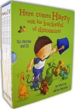 Harry and His Bucketful of Dinosaurs