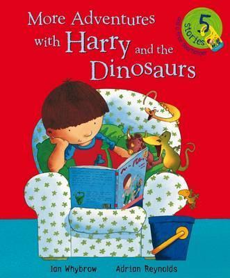 More Adventures with Harry and the Dinosaurs