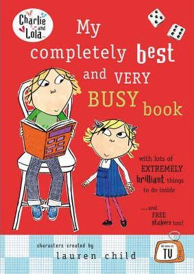 My Completely Best and Very Busy Book