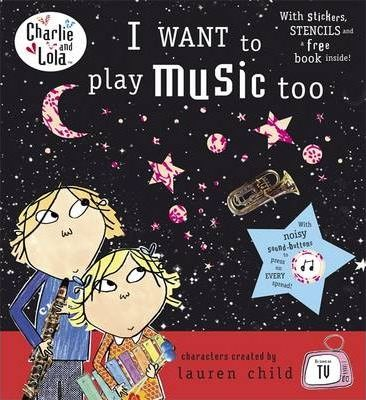 I Want to Play Music Too