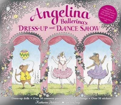 Angelina Ballerina's Dress-up and Dance Show