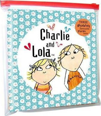 Charlie and Lola Ziplock: 3 Absolutely Favourite Stories