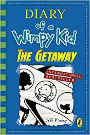 Diary Of A Wimpy Kid First Book