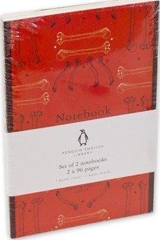 Penguin English Library Notebooks (Set 2 of 2)