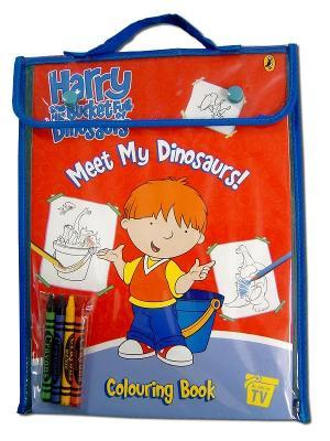 Harry and His Bucket Full of Dinosaurs Activity Pack