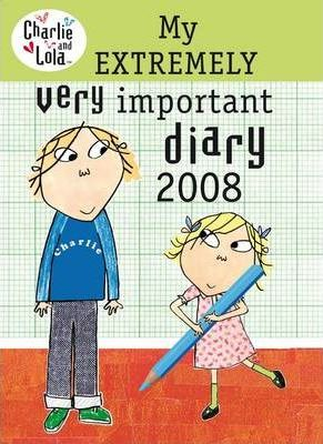 My Extremely Very Important Diary 2008