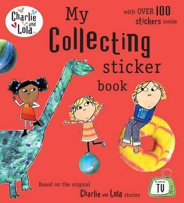 My Collecting Sticker Book