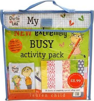 My NEW Extremely Busy Activity Pack: No. 2