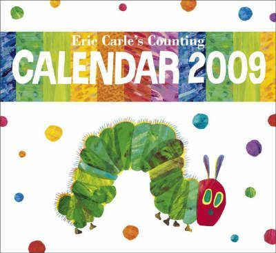 The Eric Carle Counting Calendar 2009