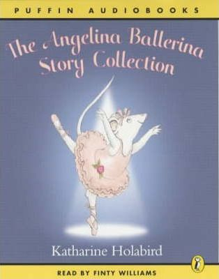 The Angelina Ballerina Story Collection