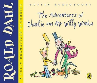 The Adventures of Charlie and Mr Willy Wonka
