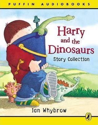 Harry and the Bucketful of Dinosaurs Story Collection