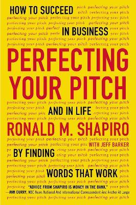 Perfecting Your Pitch