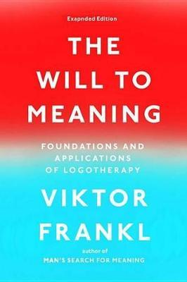The Will to Meaning Cover Image