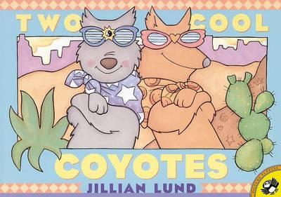 Two Cool Coyotes