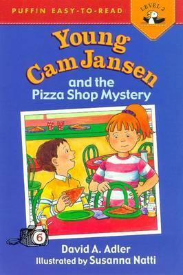 Young CAM Jansen & the Pizza Shop Mystery