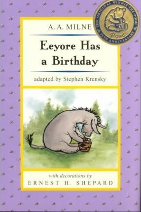 Eeyore Has a Birthday (Pooh Etr 2)