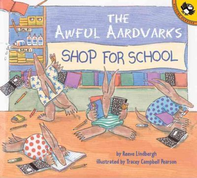 Awful Aardvarks Shop for School