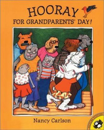 Hooray for Grandparent's Day!
