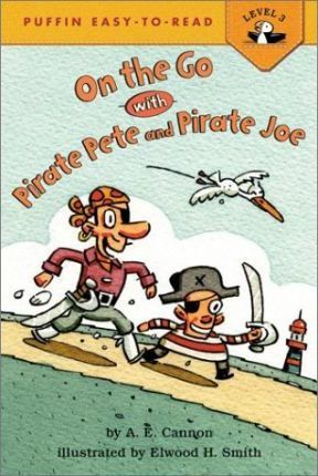 On the Go with Pirate Pete & P