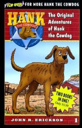 Hank the Cowdog 1 & 2 Flip Book