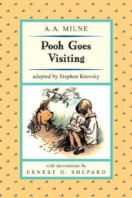 Pooh Goes Visiting (Puffin Easy-To-Read)