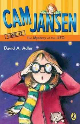 CAM Jansen and the Mystery of the U.F.O