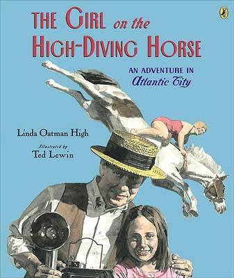 Girl on the High-Diving Horse