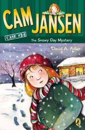 CAM Jansen 24 the Snowy Day My