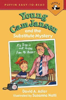 Young CAM Jansen and the Substitute Mystery