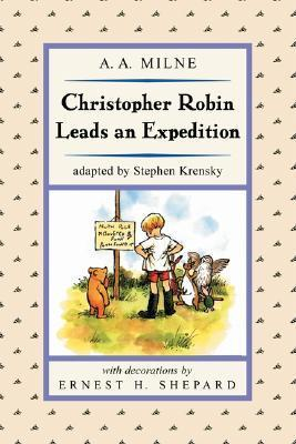 Christopher Robin Leads an Expedition (Puffin Easy-To-Read)