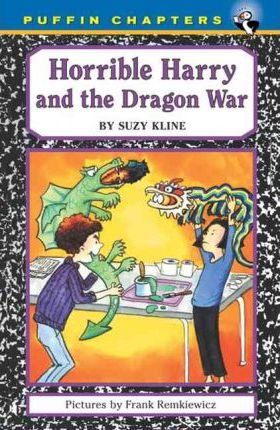 Horrible Harry and the Dragon