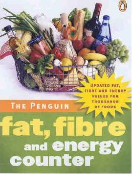 The Penguin Fat, Fibre and Energy Counter