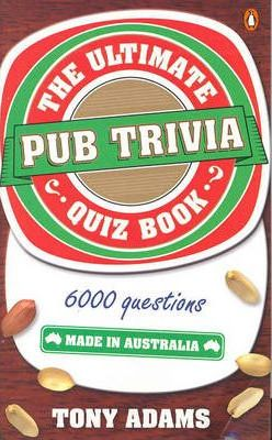 The Ultimate Pub Trivia Quiz Book
