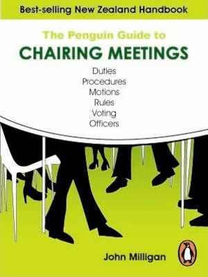 The Penguin Guide to Chairing Meetings