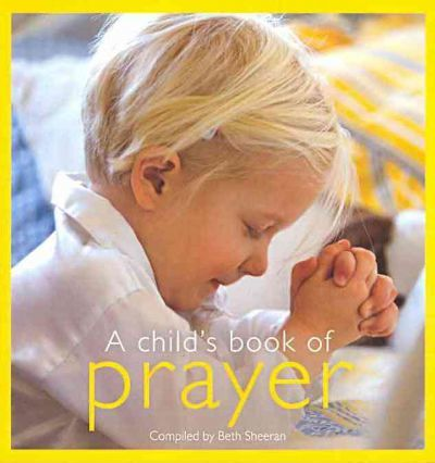 A Child's Book of Prayer