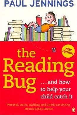 The Reading Bug...& How You Can Help Your Child to Catch it