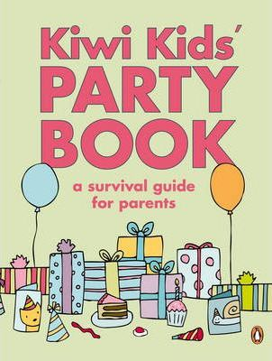 Kiwi Kids' Party Book