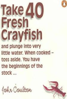 Take 40 Fresh Crayfish