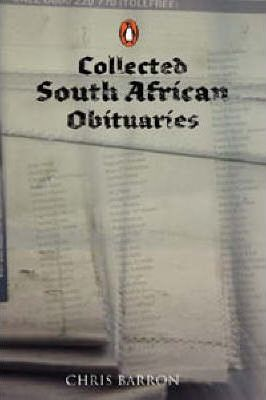 Collected South African Obituaries
