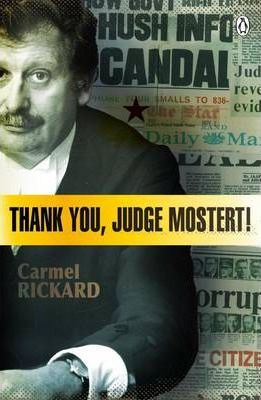 Thank You, Judge Mostert