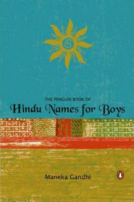 The Penguin Book of Hindu Names for Boys