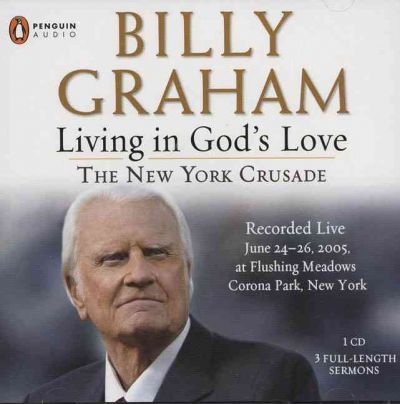 Living in God's Love Unabridged CD