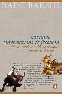 Bazaars, Conversations & Freedom