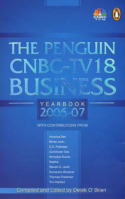 The Penguin-CNBC-TV 18 Business Yearbook 2006-2007