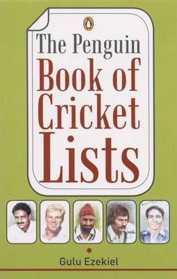 The Penguin Book of Cricket Lists
