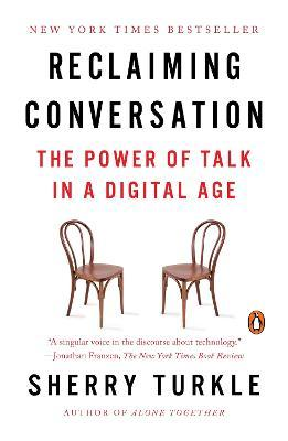 Reclaiming Conversation Cover Image