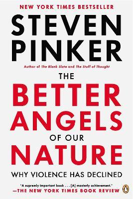 Steven pinker the better angels of our nature